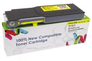Toner Cartridge Web Yellow Xerox Phaser 6600 zamiennik 106R02235