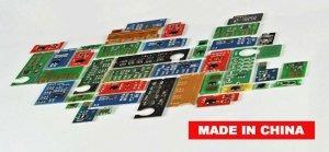 Chip Czarny Xerox B7025 zamiennik 106R03395