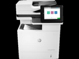 HP LaserJet Managed MFP E62655dn powystawowe