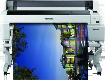 """Ploter EPSON SureColor SC- T7200D PS 44"""" nowy"""