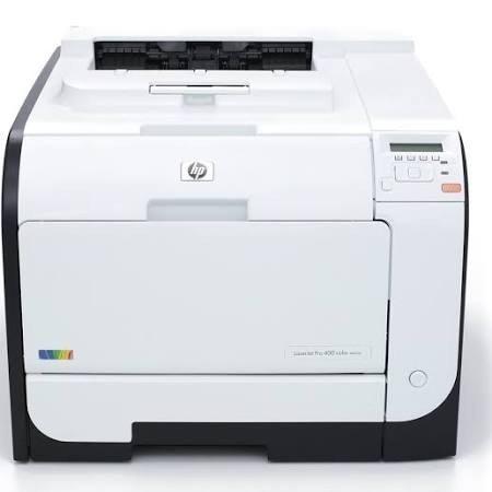 HP COLOR LASERJET 400 M451DN przebieg 39 tys stron
