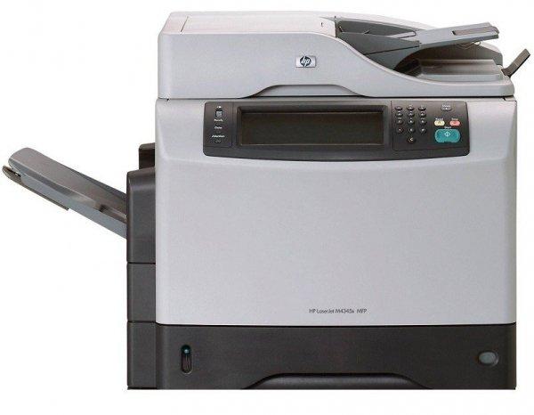 HP LJ 4345 MFP DUPLEX LAN FINISHER GW12