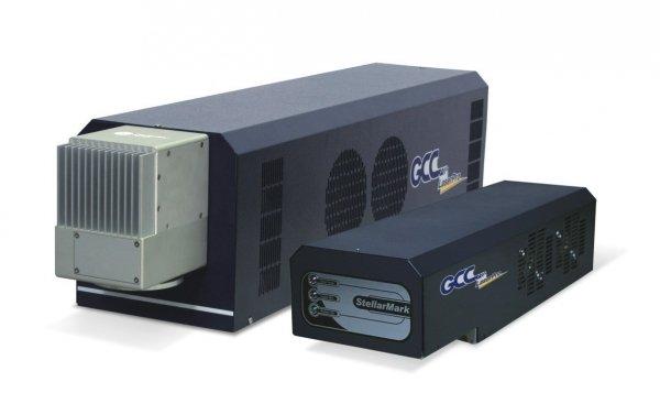Znakowarka z laserem CO2  GCC Stellar Mark serii CI