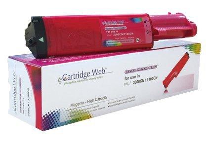 Toner Cartridge Web Magenta Dell 3000 zamiennik 593-10062