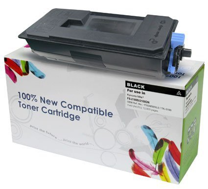 Toner Cartridge Web Czarny Kyocera TK3100 zamiennik TK-3100