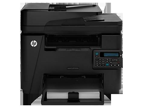 4w1 HP LaserJet Pro 200 M225dn MFP przebieg 1300 stron