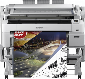 """Ploter EPSON SureColor SC- T5200 MFP HDD 36"""" nowy"""