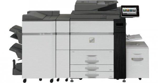 Kserokopiarka A3 SHARP MX-M1055 produkcyjna OSA FV nowy