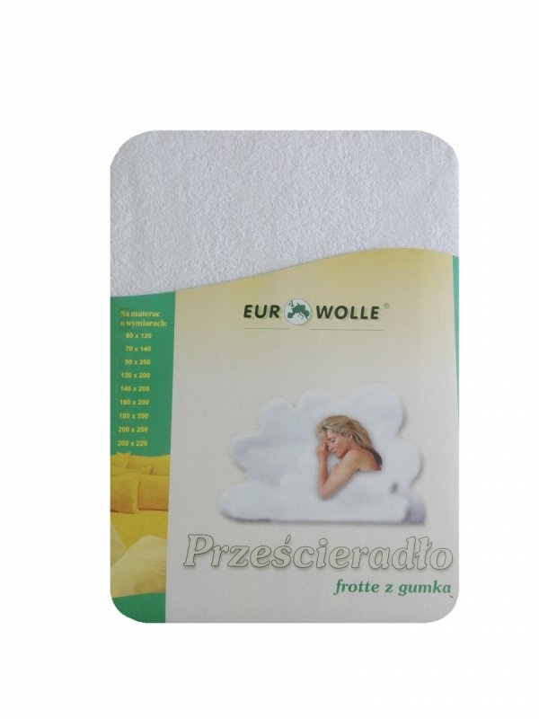 Miękkie_ przyjemne w dotyku_prześcieradło frotte z gumką Eurowolle_białe prześcieradło polskiego producenta_ prześcieradło oddychające z dzianiny frotte_14