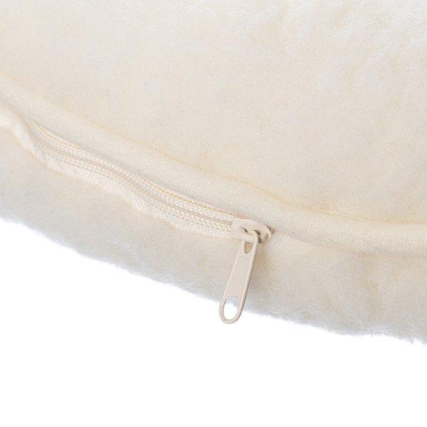 Rogal wełniany – Podpora karku i szyi