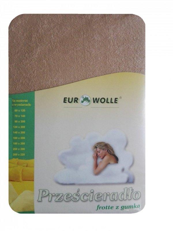 Miękkie_ przyjemne w dotyku_prześcieradło frotte z gumką Eurowolle_kolorowe prześcieradło polskiego producenta_ prześcieradło oddychające z dzianiny frotte_15