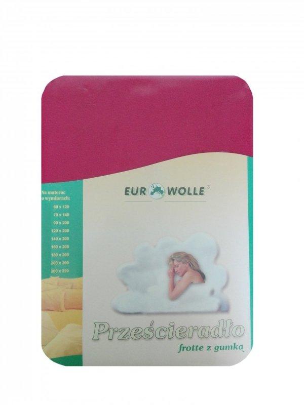 Miękkie_ przyjemne w dotyku_prześcieradło frotte z gumką Eurowolle_kolorowe prześcieradło polskiego producenta_ prześcieradło oddychające z dzianiny frotte_09