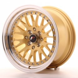 Japan Racing JR10 15x8 ET15 4x100/114 Gold
