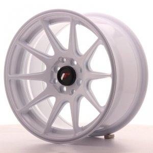 Japan Racing JR11 16x8 ET25 5x100/114 White