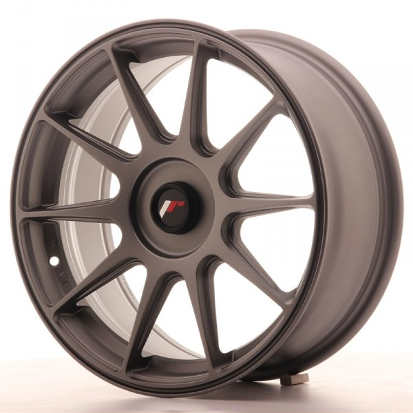 Japan Racing JR11 17x7,25 ET35 Blank MattGM