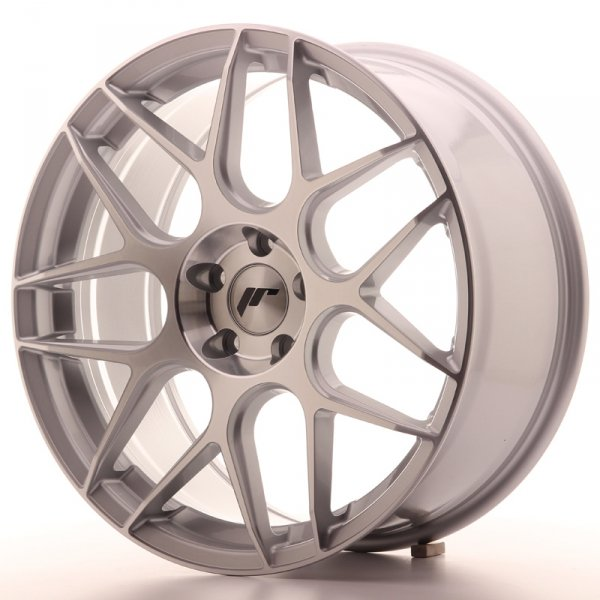 Japan Racing JR18 19x8,5 ET35 5x112 Silver Machine