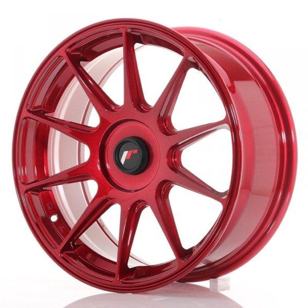 Japan Racing JR11 17x7,25 ET35 Blank Platinum Red