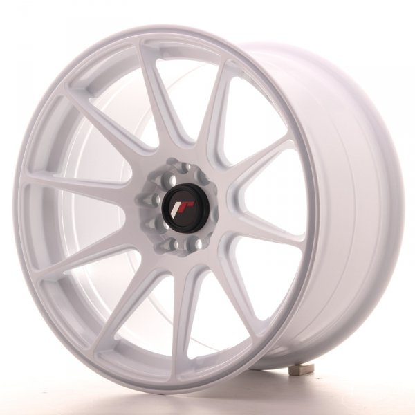 Japan Racing JR11 17x9 ET35 5x100/114 White