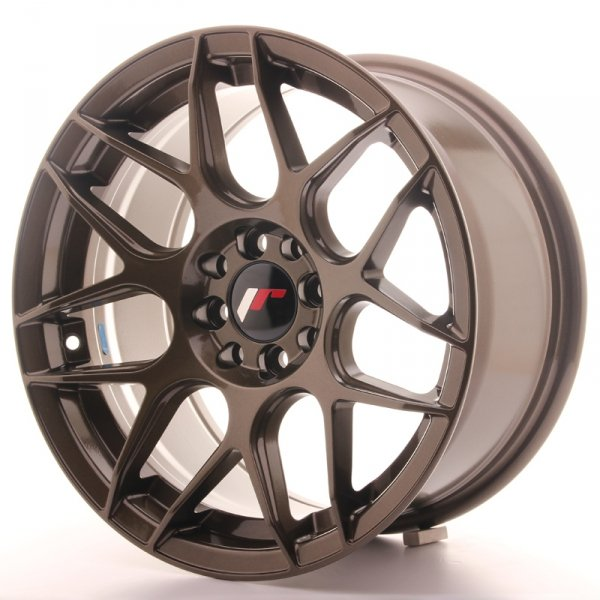 Japan Racing JR18 16x8 ET25 4x100/108 Bronze