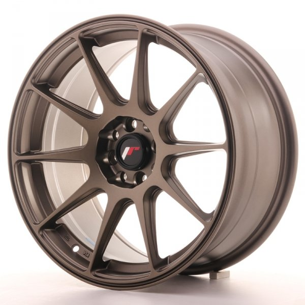 Japan Racing JR11 17x8,25 ET35 5x100/114,3 Matt Br