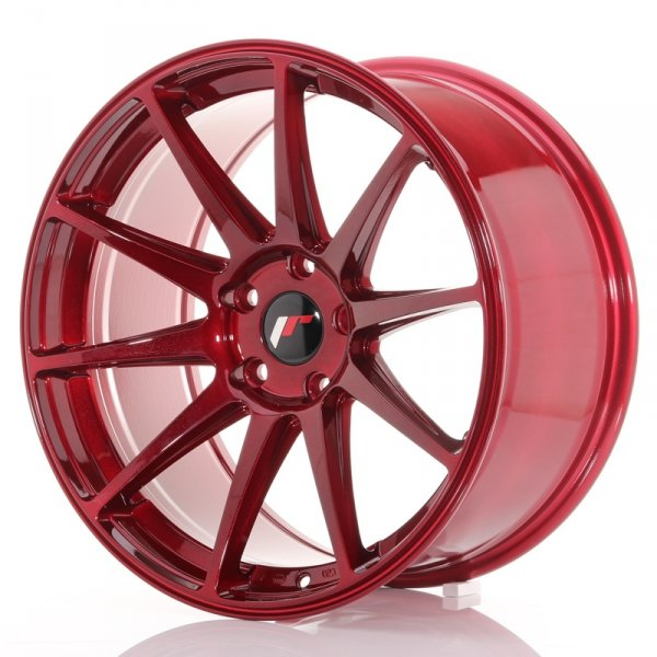 Japan Racing JR11 19x9,5 ET35 5x120 Platinum Red