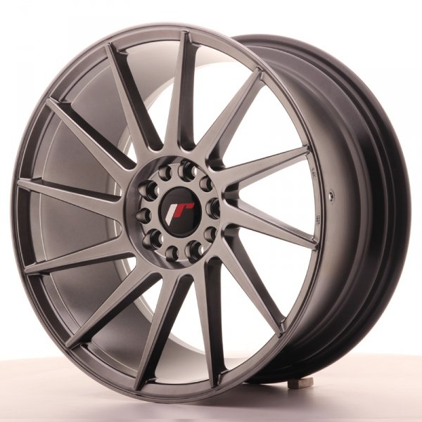 Japan Racing JR22 18x8,5 ET40 5x112/114 Hyper Blac