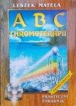 Leszek Matela • ABC chromoterapii
