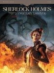 Sylvain Cordurie • Sherlock Holmes i Wampiry Londynu. Tom 2 - Umarli i żywi