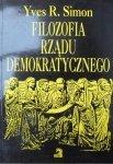 Yves R. Simon • Filozofia rządu demokratycznego