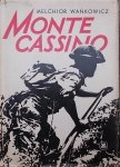 Melchior Wańkowicz • Monte Cassino [autograf autora]