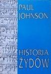 Paul Johnson • Historia Żydów