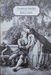Fryderyk Schiller • Ballady w dawnych przekładach i dawnej grafice