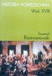 Emanuel Rostworowski • Historia powszechna. Wiek XVIII