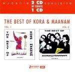 Kora & Maanam • The Best of • 2CD