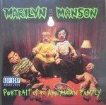 Marilyn Manson • Portrait of an American Family • CD