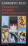 Umberto Eco • Tajemniczy płomień królowej Loany