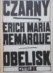 Erich Maria Remarque • Czarny obelisk