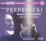 Krzysztof Penderecki • Siedem bram Jerozolimy • CD