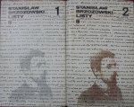 Stanisław Brzozowski • Listy [komplet]