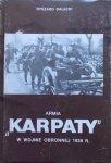 Ryszard Dalecki • Armia Karpaty w wojnie obronnej 1939 roku