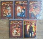 Steven Spielberg • Indiana Jones • 5xDVD