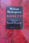 William Shakespeare • Sonety [Stanisław Barańczak]