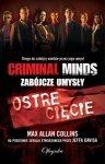 Max Allan Collins • Ostre cięcie [Criminal Minds]