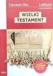 Franciszek Villon • Wielki Testament