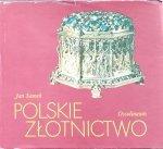 Jan Samek • Polskie złotnictwo