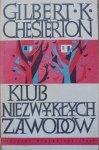 Gilbert K. Chesterton • Klub niezwykłych zawodów [Tadeusz Niemirski]