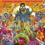 Massive Attack v Mad Professor • No Protection • CD
