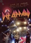 Def Leppard • Live in Japan • DVD