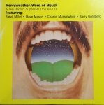 Neil Merryweather • Word of Mouth • CD