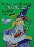 Wielki ilustrowany słownik włosko-polski • Walt Disney